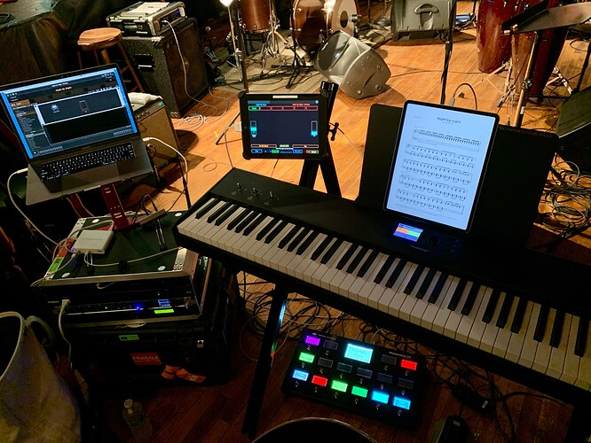 David-Jameson-Gig-Performer-setup