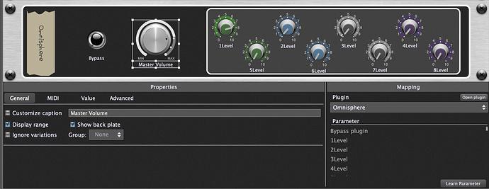 omnisphere_master_volume_control