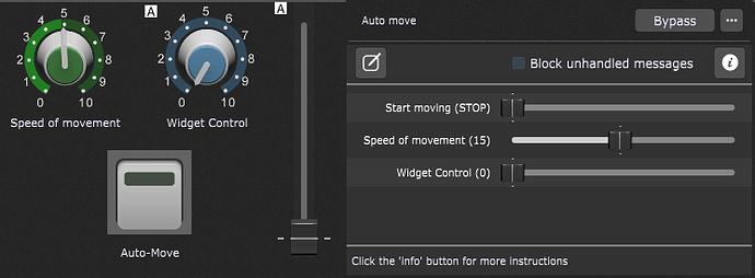 Auto-move