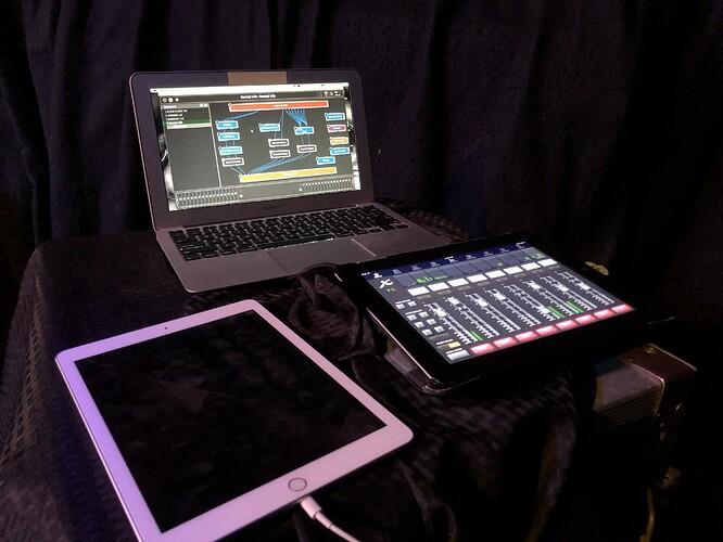 Robert-Frazza-Gig-Performer-setup