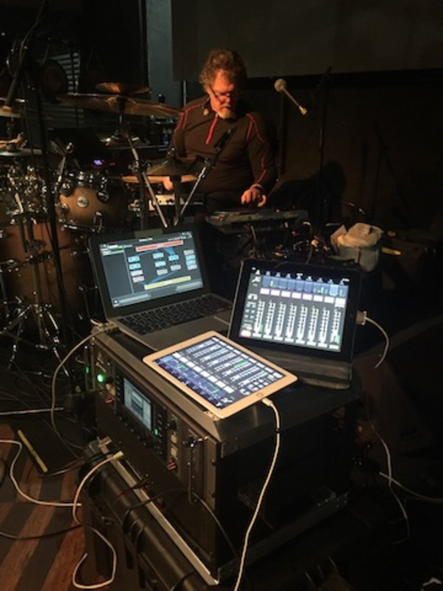 Anyone using GP for FoH Live Mixing? - Using Gig Performer - Tips